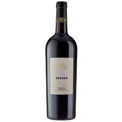 Sasseo Primitivo Salento - 2017 - Masseria Altemura - Italienischer Rotwein