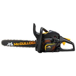 McCulloch Benzin-Kettensäge CS 410 ELITE, 00096-66, 38 cm Schwertlänge