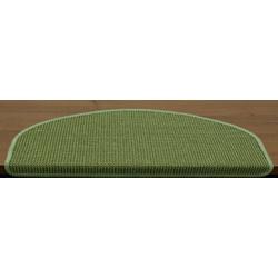 Stufenmatten einzeln oder im 15er Set grün ca. 4/66/24 cm