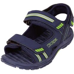 Kappa Sandalen SYMI für Jungen Sandale blau 29