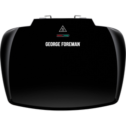 George Foreman 23440 10 Portion Health Grill - Black