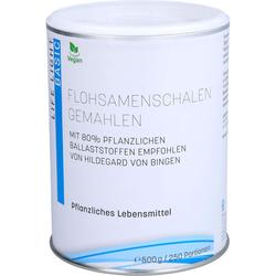 FLOHSAMENSCHALEN gemahlen Pulver 500 g