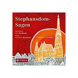 Stephansdom-Sagen, 1 Audio-CD