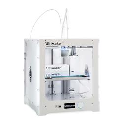 Ultimaker 3 Dual Extrusion 3D-Drucker Gebraucht: Gut