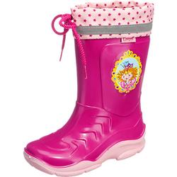 PRINZESSIN LILLIFEE Kinder Gummistiefel pink Gr. 31 Mädchen Kinder