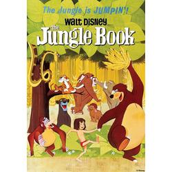 Art for the home Leinwandbild Jungle Book, Disney