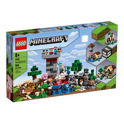 LEGO® Mincecraft 21161 Die Crafting-Box 3.0 Bausatz