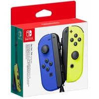 Nintendo Switch Joy-Con 2er-Set blau/gelb