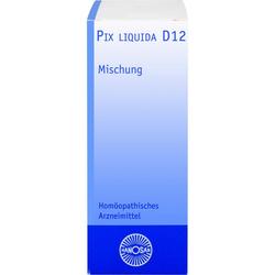 PIX LIQUIDA D 12 Dilution 20 ml