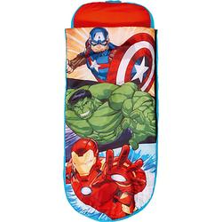 ReadyBed Junior 2in1 Avengers (Schlafsack, Kissen und Luftmatratze)