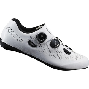 Shimano SH-RC7L Schuhe Road Comp Spd-sl white (W01) 39