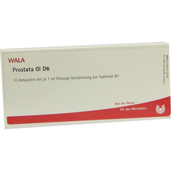 Prostata GL D 6 Ampullen