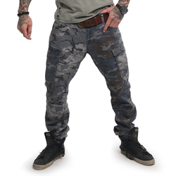 Harlekin Cargo Pants (Größe: W40, Farbe: bunt)