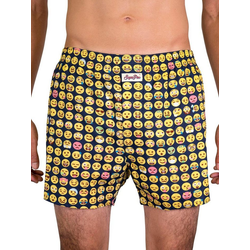 Sugar Pine Boxer Emoticon M