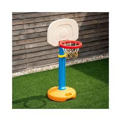 COSTWAY Basketballkorb Mini Basketball-Backboard, Basketballständer, höhenverstellbarer, Korbanlage mit Griff