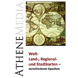 Welt-, Land-, Regional- und Stadtkarten