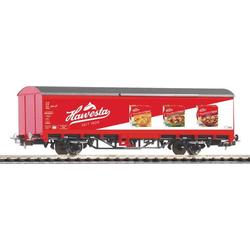Piko H0 58781 H0 Gedeckter Güterwagen der DB AG Hawesta-Fisch