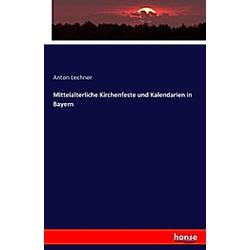 Anton Lechner  - Buch