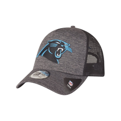 New Era Trucker Cap AFrame Shadow Trucker NFL Carolina Panthers