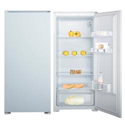 PKM Einbaukühlschrank KS 215.0A+EB2, 122 cm hoch, 54 cm breit, Vollraumkühlschrank Schleppscharnier 201 Liter A+