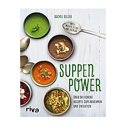 Suppenpower. Rachel Beller  - Buch