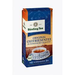 Bünting Original Ostfriesentee 200g loser Tee Bio