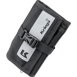 Kriega Stash Wallet (Geldbörse/Brieftasche) mit Gurtschlaufe schwarz