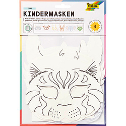 folia Bastelset Kindermasken
