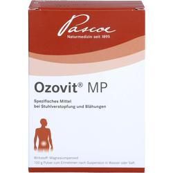OZOVIT MP Pulver z.Herstell.e.Susp.z.Einn. 100 g