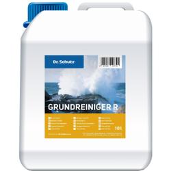 Dr. Schutz® Grundreiniger R, Reiniger für die Grundreinigung von elastischen Böden, 10 l - Kanister