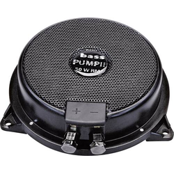 Sinuslive Bass-Pump III Auto-Subwoofer passiv 130mm 80W 8Ω