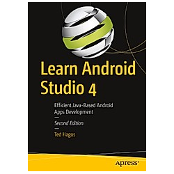 Learn Android Studio 4. Ted Hagos  - Buch