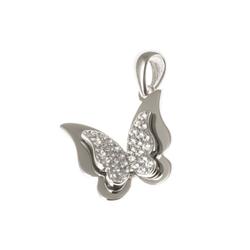 Bella Carina Kettenanhänger Schmetterling