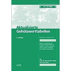 Aktualisierte Gehölzwerttabellen - Buch