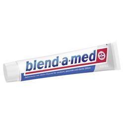 Blend-a-med Zahncreme Extra Weiß mit Aktiv-Fluorid für gesunde Zähne 75ml