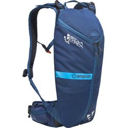 Amplifi Delta Track 8 Rucksack, blau