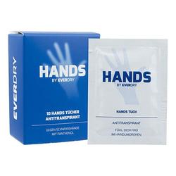 EVERDRY Hands Tücher 10 St