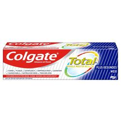 COLGATE Total Plus Gesundes Weiß Zahnpasta