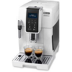 Kaffeevollautomat Dinamica ECAM 350.35.W, 1,8l Tank, Kegelmahlwerk, Kaffeevollautomat, 709651-0 weiß weiß