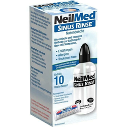NeilMed SINUS RINSE Nasendusche 10