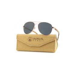 Wave Hawaii Sonnenbrille Stylische Sonnenbrille 'TRUCKA' natur