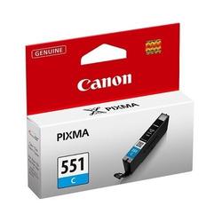 Original Canon Tinte Patrone CLI-551 cyan für IP7250 MG5550 MX925