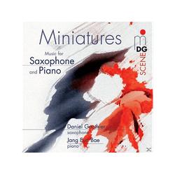 Gauthier - MINIATURES (CD)
