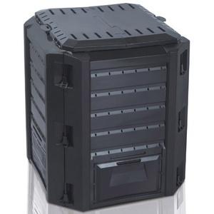 Garten Komposter / Schnellkomposter 380 Ltr Kunststoff IKST380