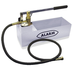 ALARM Prüfpumpe INOX ½127 mm 12 Liter 60 bar ½ 127 mm 15630