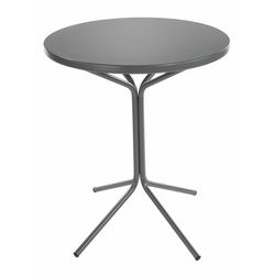 Metalltisch Pix Schaffner AG grau, Designer Schaffner, 70 cm