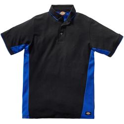 Dickies Poloshirt 100 % Baumwolle schwarz XXL