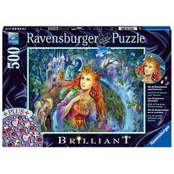 Ravensburger Brilliant Magischer Feenstaub Puzzle 500 Teile