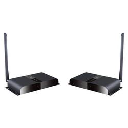 TECHly IDATA-HDMI-WL50 HDMI-Funkübertragung (Set) 50m 5GHz 1920 x 1080 Pixel