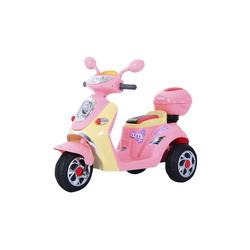HOMCOM Elektro-Kindermotorrad Kinderelektroroller